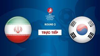 FULL | U19 IRAN Vs U19 HÀN QUỐC | Vòng Loại 2 Giải Bóng đá U19 Nữ Châu Á 2019 | VFF Channel