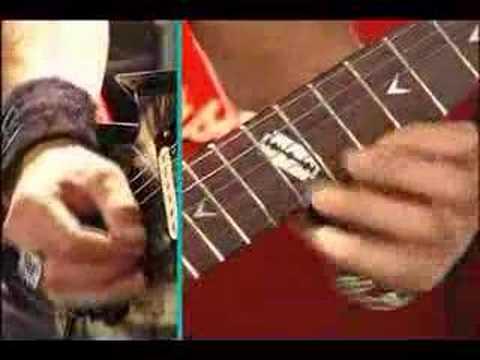 Bad ass guitar solos