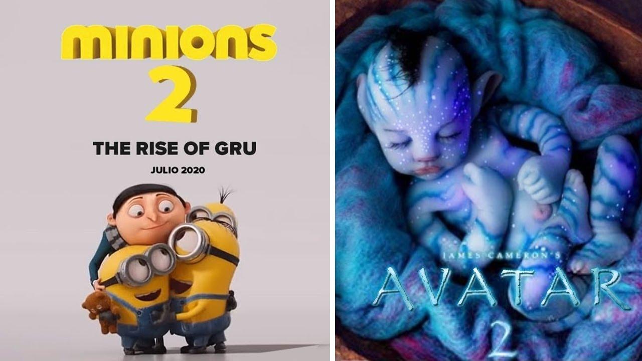 10 Самых Ожидаемых Фильмов 2020 Года
