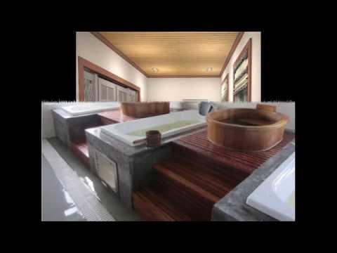 Hệ thống phòng xông hơi massage