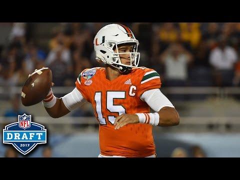 Brad Kaaya NFL Draft Tape   Miami QB