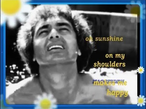 Sunshine On My Shoulders With Lyrics Engelbert Humperdinck Youtube