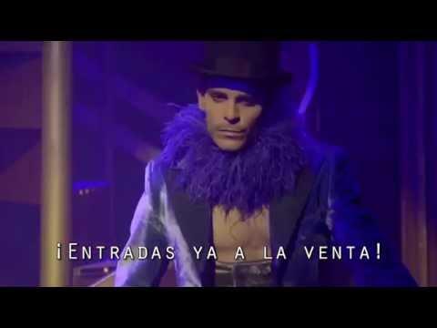 Cabaret y Tricicle en el Palacio de Festivales