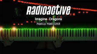 Imagine Dragons - Radioactive   Piano Cover by Pianella Piano