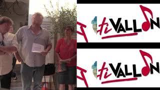 Festivallon 2020 série de concerts en terrasses des cafés, restaurants et bistrots de l'Avallonnais.
