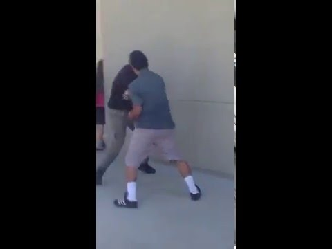 Rancho Viejo Middle School 8th grade fight