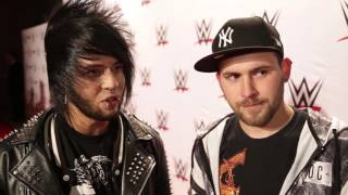 Tim Heilig über seine WWE-Leidenschaft: WWE Live in Stuttgart (Red Carpet)