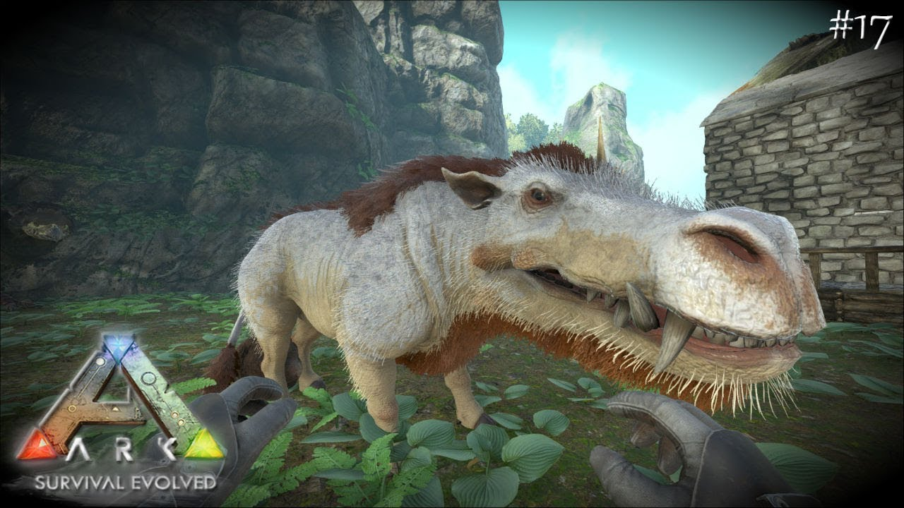 Daeodon Taming Ark Survival Evolved Ragnarok Ep 17 Youtube Ark patch 257 die daeodon (wildschwein) sind daeodon, czyli dzik to podstawa każdej armii w ark. daeodon taming ark survival evolved ragnarok ep 17