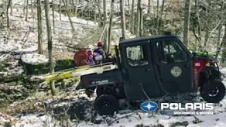 Polaris® Rescue Equipment for Off-Road Response | Polaris Government & Defense