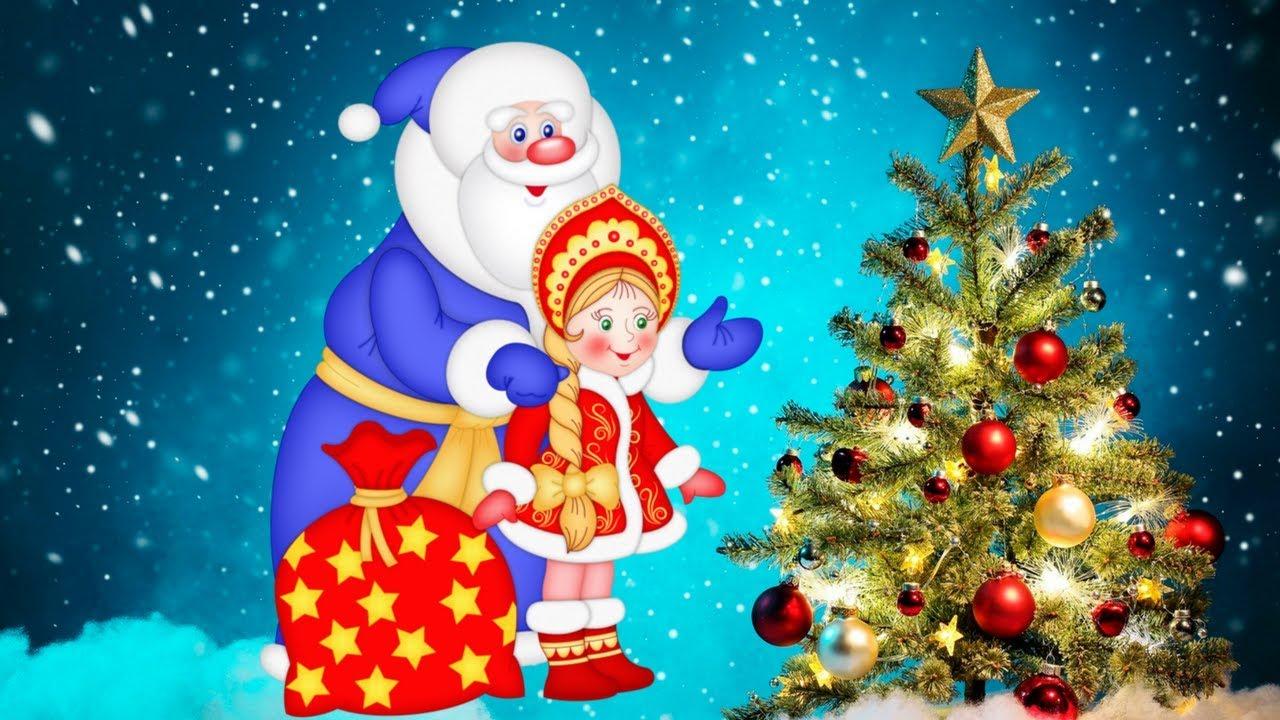 3fc45d7df96ed55 Новогодние песни для детей - сборник ЕЛОЧКА - YouTube