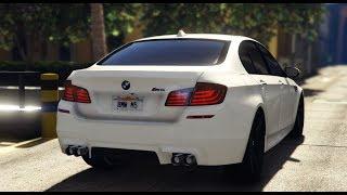 GTA SA BMW M5 F10 (MOD) Android