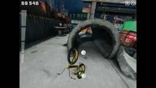 touchgrind BMX (presentation du jeux en français)