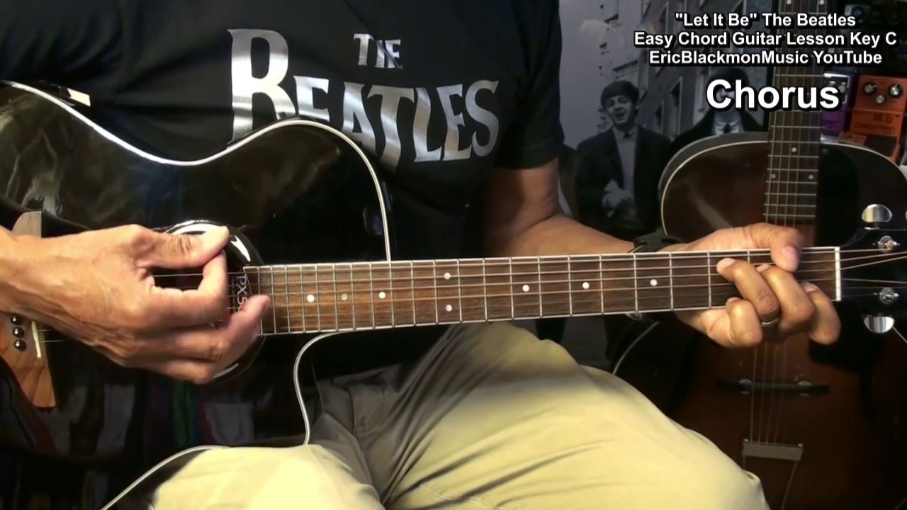 how to play let it die on guitar