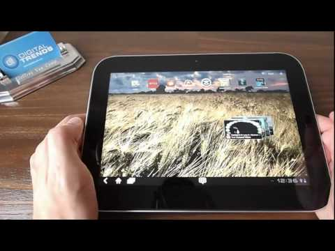Lenovo IdeaPad K1 hands-on video