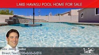 3807 Sloop Dr Lake Havasu Pool Homes for sale