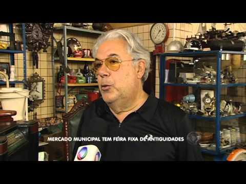 MERCADO ANTIGUIDADE DE SANTOS - PROGRAMA BALANÇO GERAL