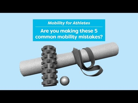 5 Common Mobility Mistakes & how to fix them