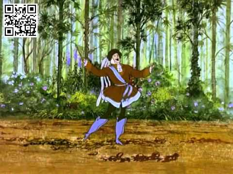 The Magic Flute by W A Mozart  BBC Animation (Full 30 mins)
