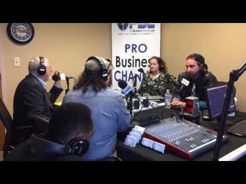 Buckhead Business Show - Georgia Film Industry, Television, New Media and Eagle Rock Studios