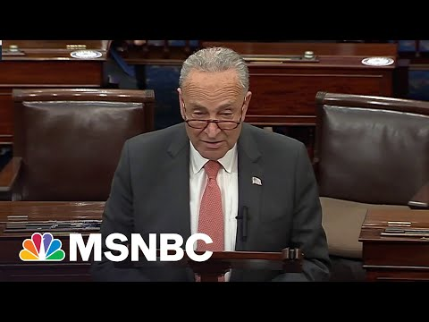 """Voting Rights Bill Fails To Advance: Schumer Says 'We Will Not Let It Go."""""""