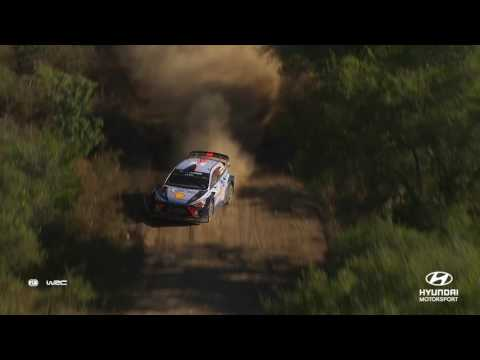 Rally Argentina Best Of: Heli and Drones - Hyundai Motorsport 2017