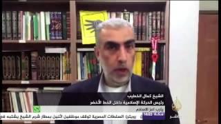 الخطيب : لن يضيرنا قرار الاحتلال بحظر الحركة الإسلامية