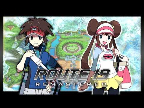 Pokémon Black & White 2: Route 19 (Remastered)