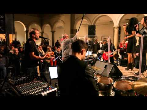 Project Soul XMAS - CRY FOR HELP-RICK ASTLEY (Live Band Cover)  Freddi Lubitz