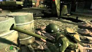 Brothers in Arms Hells Highway GamePlay Cheat