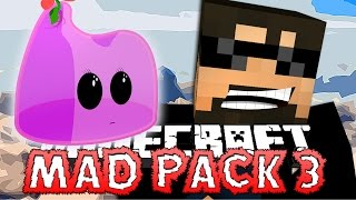 Minecraft: Mad Pack 3 Beta | JELLY KING AND QUEEN [6]