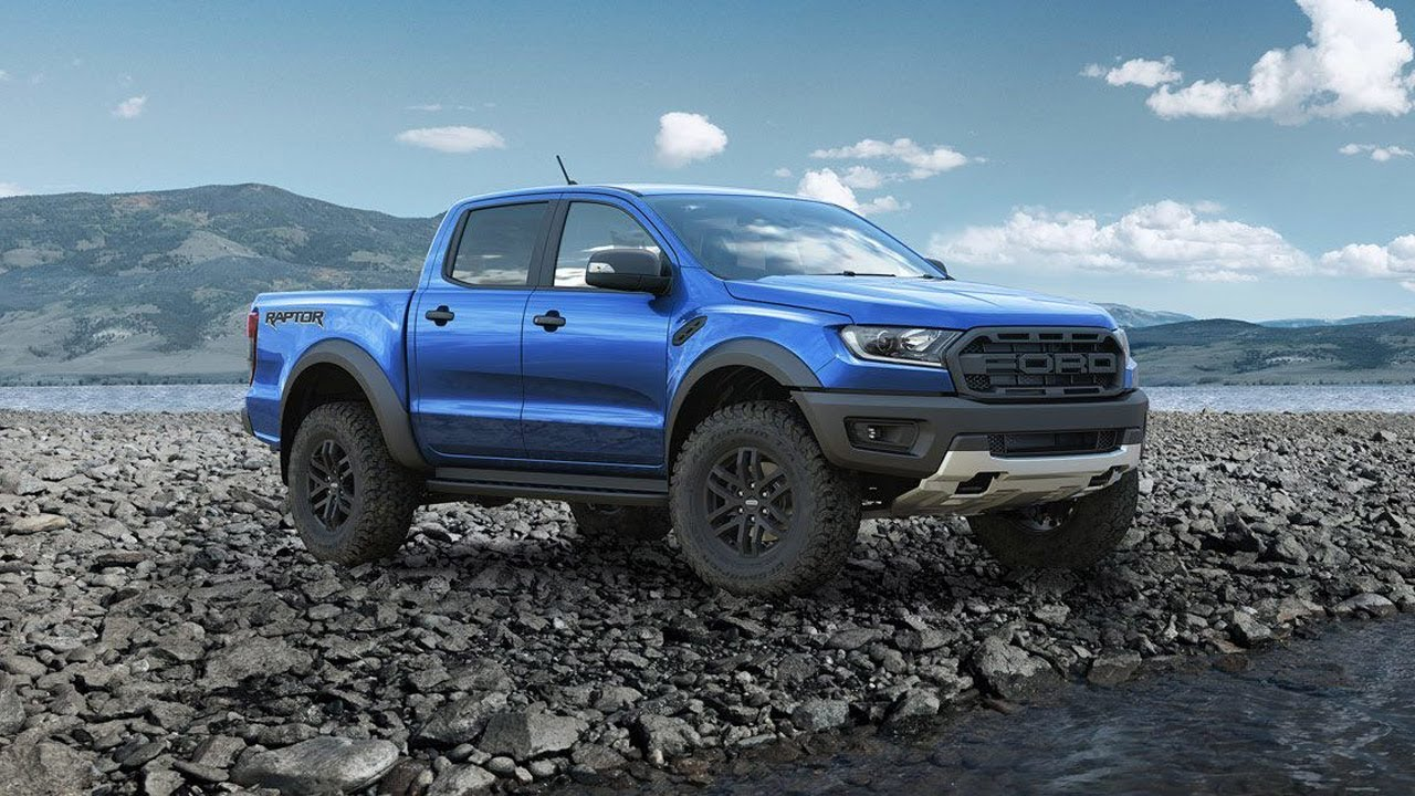 2019 Ford Ranger Raptor - YouTube