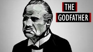 The Godfather (Marlon Brando) - Szybkie Malowanie #9 [Kocham Rysować]