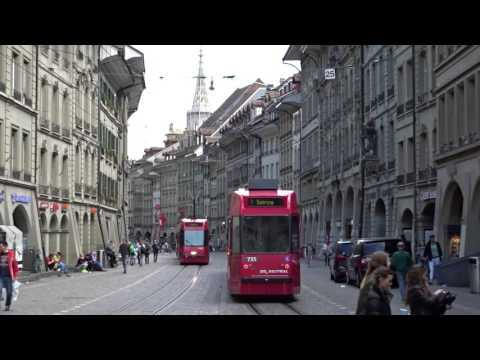 Buses, Trolley buses and Streetcars in Bern