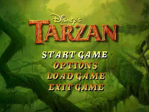 Tarzan  - Gameplay (PC)