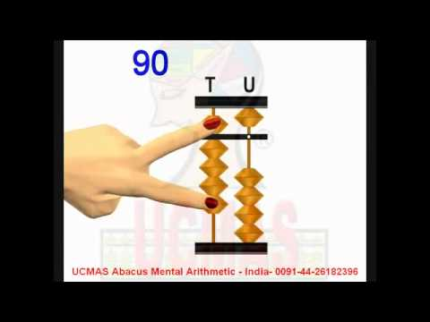 how to use abacus child brain development mental maths game.mp4