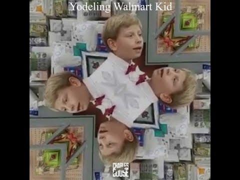 Charles Goose - Yodeling Walmart Kid Remix (OFFICIAL LYRIC VIDEO)