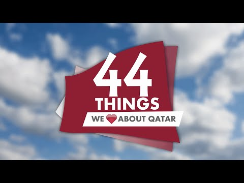 44 Things We Love About Qatar