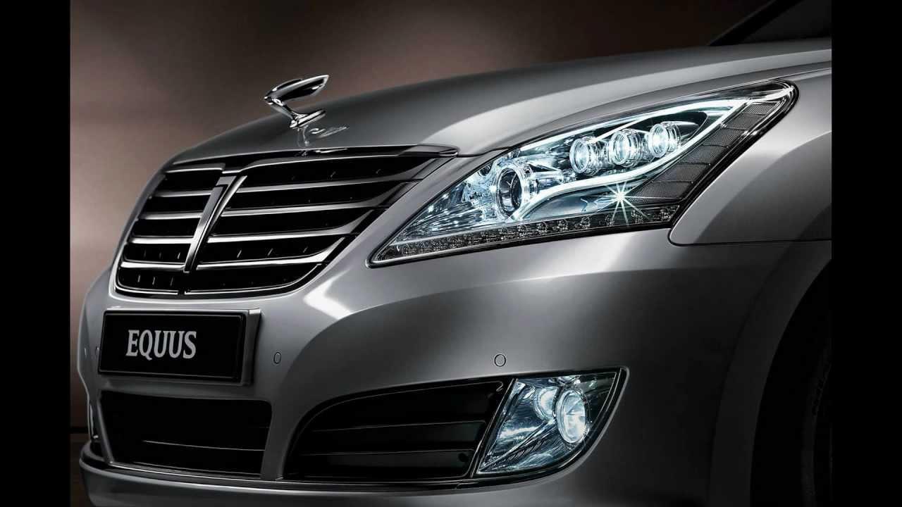Cars Headlights Wallpaper Hyundai Equus 2014 Centennial Youtube