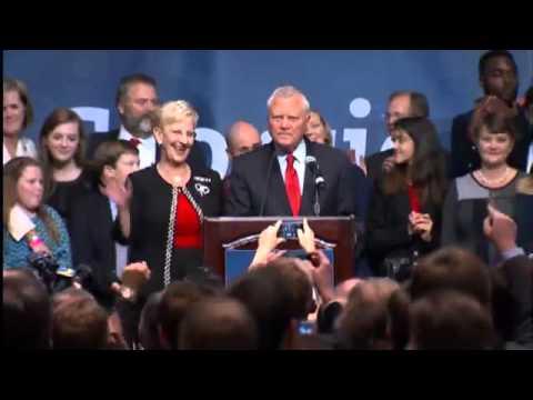 RAW VIDEO: Georgia Gov. Nathan Deal Victory