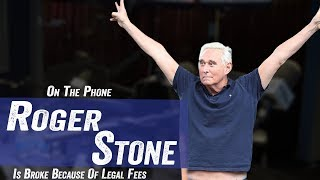 Roger Stone is Broke Because of Legal Fees - Jim Norton & Sam Roberts