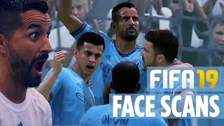 FIFA 19 Face Scans   BEHIND THE SCENES