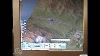 SimCity 4 PC Games Gameplay - ECTS 2002 SimCity movie 4