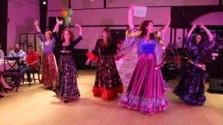 Цыганский танец на тимбилдинге. Постановка цыганского танца на корпоратив.
