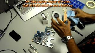 416 223 2525 hp g62 laptop overheat repair by pcnix toronto