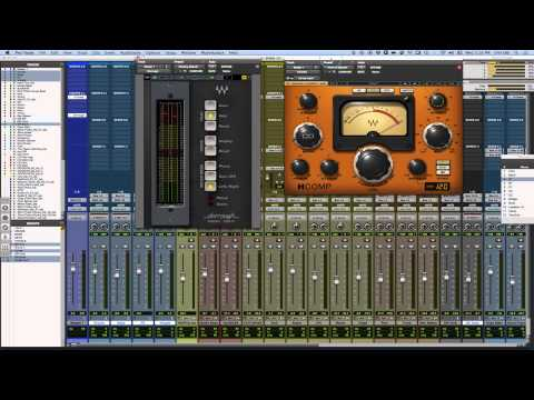 Mixing With Mike Mixing Tip: Setting Mix Buss Output Levels