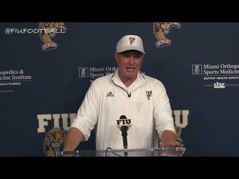 FIU Football Remains Undefeated In C-USA After 36-17 Win Vs. Rice