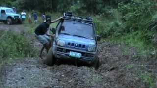 Lumotan Trail - Suzuki 4x4 Club of the Philippines(, 2013-03-22T16:11:33.000Z)