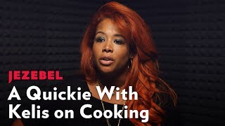 3 Minutes with Kelis - Jezebel Quickies