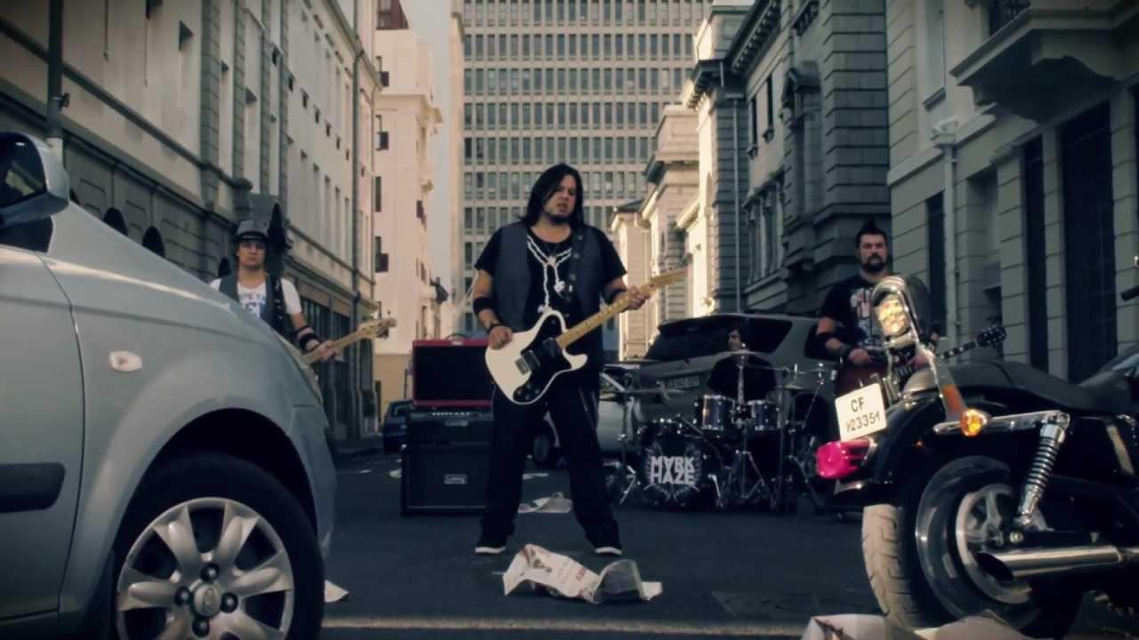 Mark Haze - Alone - Official Music Video