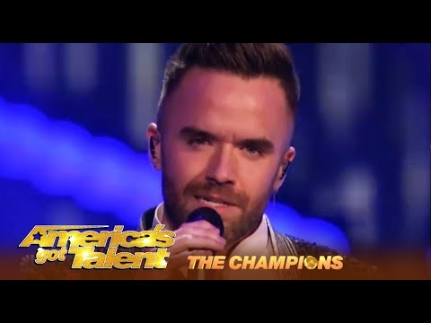 Brian Justin Crum: Popular AGT Finalist Delivers EPIC Performance! | America's Got Talent: Champions